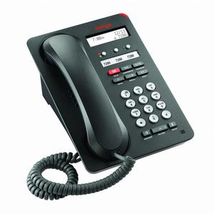 IP телефон Avaya IP PHONE 1603SW-I BLK