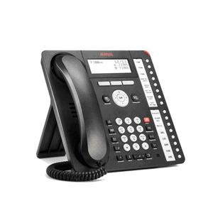 IP телефон Avaya IP PHONE 1616-I BLK