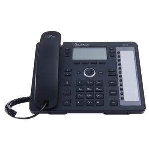 IP430HDEPS Телефонный аппарат AudioCodes 430HD IP-Phone PoE and external power supply Black