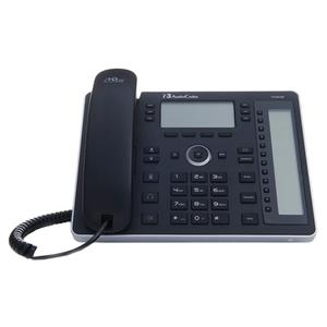 IP440HDEPSG AudioCodes 440HD IP-Phone PoE GbE and external power supply Black
