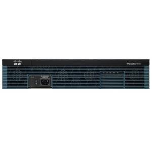 CISCO2921-V/K9 Маршрутизатор Cisco 2921 Voice Bundle, PVDM3-32, UC License PAK, FL-CUBE10