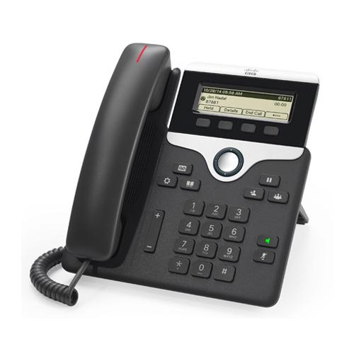 CP-7811-K9= Телефон Cisco UC Phone 7811
