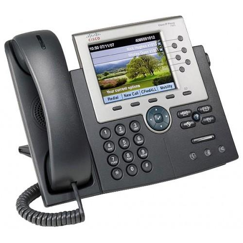 CP-7965G Телефон Cisco Unified IP Phone 7965, Gig Ethernet, Color