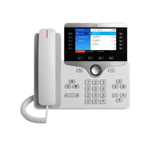 CP-8861-W-K9= Телефон Cisco IP Phone 8861 White