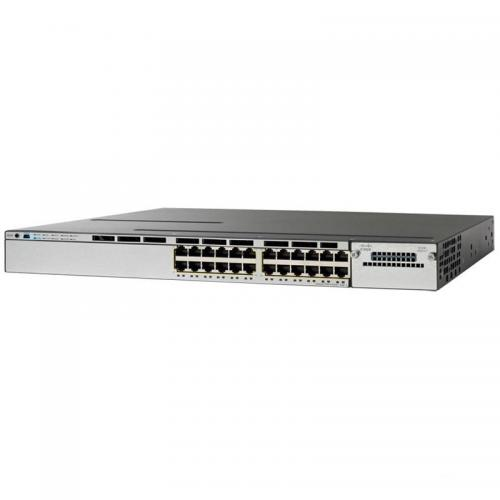 WS-C3850R-24T-S Коммутатор Cisco Catalyst 3850 24 Port Data IP Base, Russia