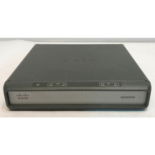 VG202XM Шлюз Cisco VG202XM Analog Voice Gateway